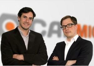 Carmio Gründer-Team