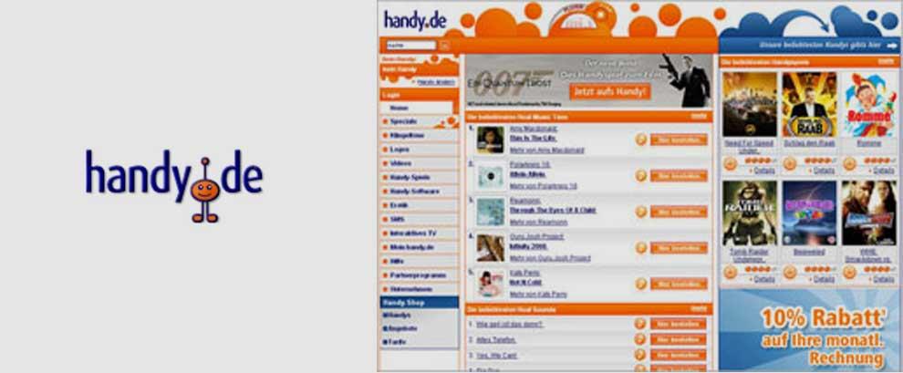 handy.de / arvato mobile